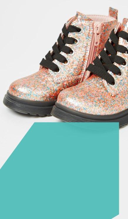 Girls' Shoes | Girls' Footwear, Boots